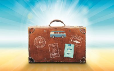 Vakantie!!! Ik ben er weg van!